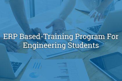 ERP Based-Training Program For Engineering Students-Skillplus-India