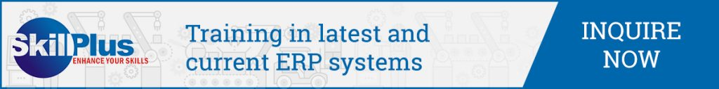 Training in latest and current ERP systems-Skillplus India